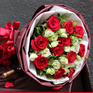 Just beacause send flowers to shanghai China