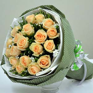 To the beautiful one jinan flowers delivery