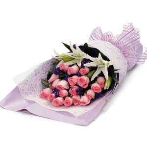 fragrant China taiyuan flower delivery